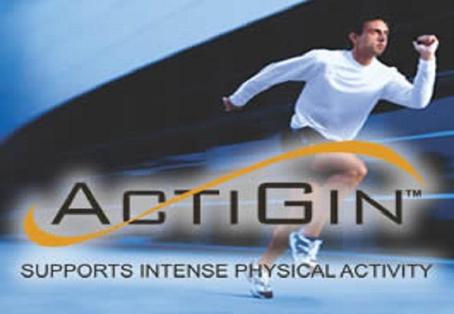 ActiGin melhora na performance atlética, por aumentar a energia e o estoque de glicogênio, do mesmo modo diminuir o dano muscular e acelerar a sua recuperação. Auxilia na recuperação pós-treino;  - Diminuição de dores musculares;  - Aumento de energia;  - Gerenciamento de peso.